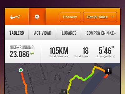 Dear Nike Running app... by Daniel Aláez