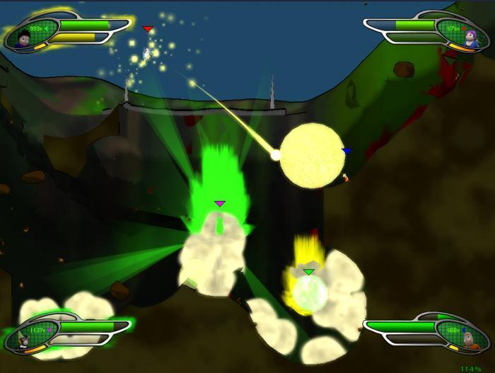 Lemming Ball Z, el mejor juego 3D inspirado en DragonBall Z - Taringa!