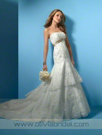 OliviaBridal Design Alfred Angelo 2020 Price, Alfred Angelo Wedding Dresses Cheap For Sale
