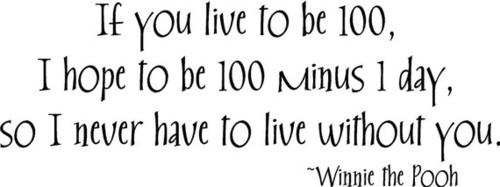Random / winnie the pooh quote
