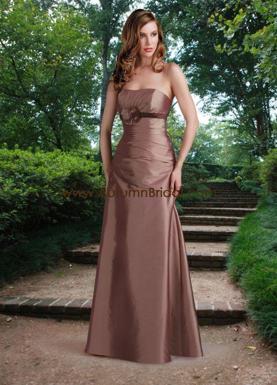 Buy Da Vinci 60004 Bridesmaid Dresses From Autumn Bridal Make your Wedding Wonderful