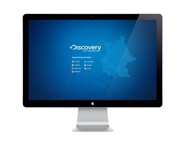 Discovery Networks on Web Design Served