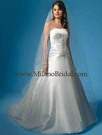 Buy Alfred Angelo 2003 Alfred Angelo Price Cheap On Milanobridal.com