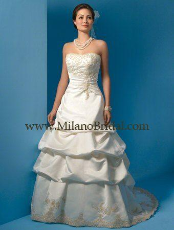 Buy Alfred Angelo 2008 Alfred Angelo Price Cheap On Milanobridal.com