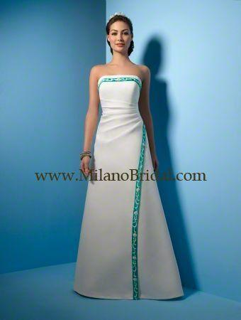 Buy Alfred Angelo 2015 Dream In Color Price Cheap On Milanobridal.com