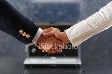 handshake | Stock Photo | iStock