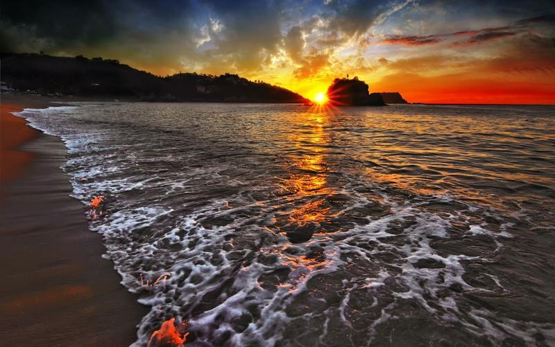 landscapes,sunsets sunsets landscapes nature beach photography 2560x1600 wallpaper – landscapes,sunsets sunsets landscapes nature beach photography 2560x1600 wallpaper – Beaches Wallpaper – Desktop Wallpaper