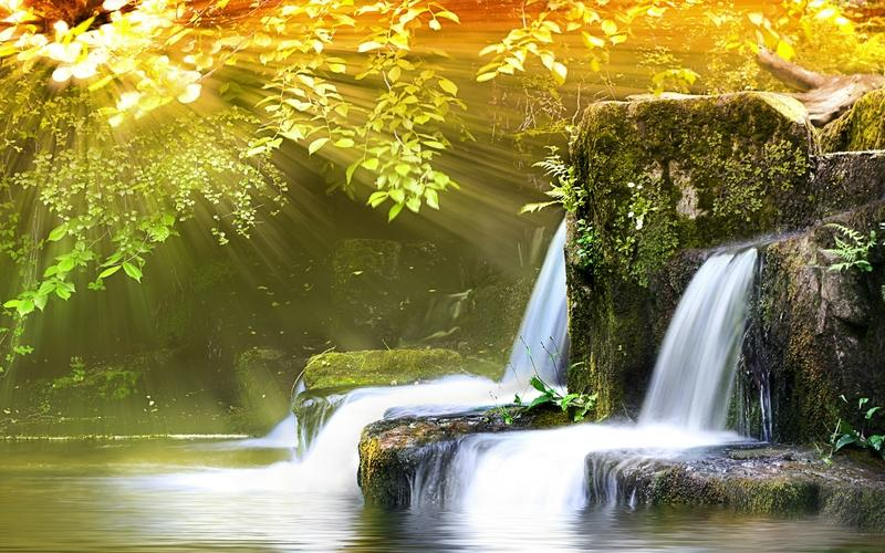 nature,landscapes landscapes nature waterfalls 2560x1600 wallpaper – nature,landscapes landscapes nature waterfalls 2560x1600 wallpaper – Waterfall Wallpaper – Desktop Wallpaper