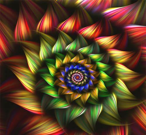 100 Wonderful Fractal Images