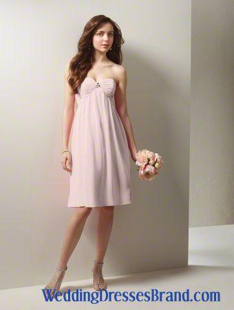Discount Alfred Angelo 7066 Bridesmaids, Find Your Perfect Alfred Angelo at WeddingDressesBrand.com