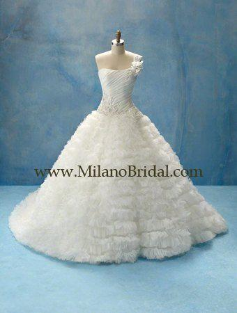 Buy Alfred Angelo 203 Disney Fairy Tale Weddings Price Cheap On Milanobridal.com