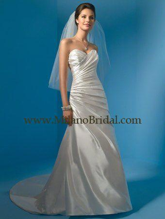 Buy Alfred Angelo 2031 Alfred Angelo Price Cheap On Milanobridal.com