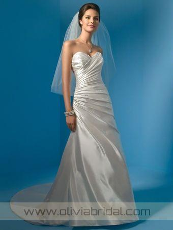 OliviaBridal Design Alfred Angelo 2031 Price, Alfred Angelo Wedding Dresses Cheap For Sale