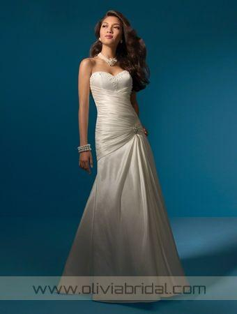 OliviaBridal Design Alfred Angelo 2052 Price, Alfred Angelo Wedding Dresses Cheap For Sale
