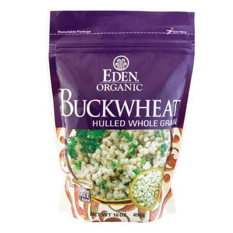 Eden Buckwheat Hulled