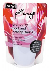 cranberry port and orange sauce | pitango