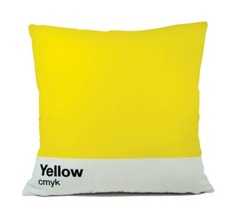 YK pillows featured by Carole Guevin