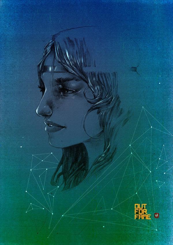 Super Stylish Illustrations by Chuma   Abduzeedo   Graphic Design Inspiration and Photoshop Tutorials
