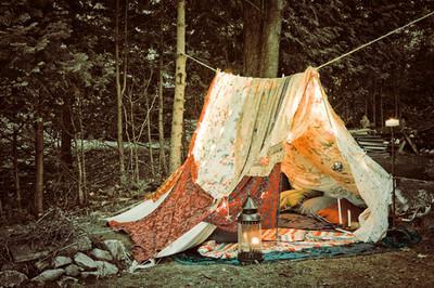 tent | Tumblr - Polyvore