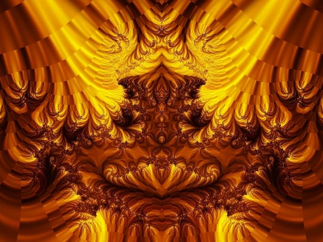 Abstract Digital Art / fractals by Ahasveru