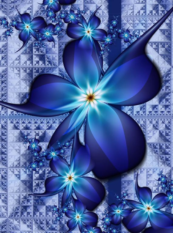 30 Mesmerizing Examples of Fractal Art Designs|Modny73