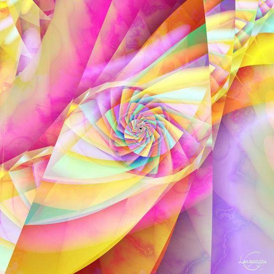 40 Spectacular Examples of Fractal Art | AcrisDesign