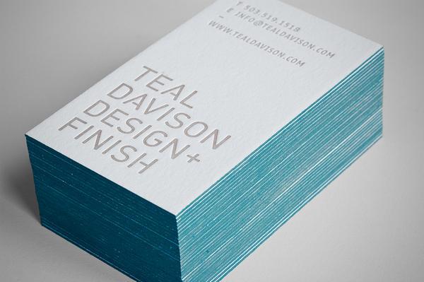 Teal Davison Identity