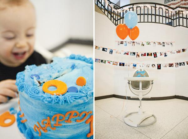 Splish, Splash! {Creative Pool Party First Birthday} // Hostess with the Mostess®