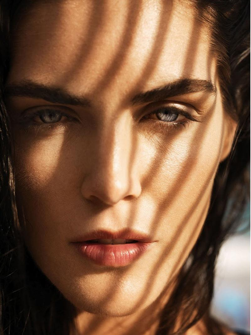 Hilary Rhoda by Nico for Madame le Figaro May 2012 | ZAC FASHION