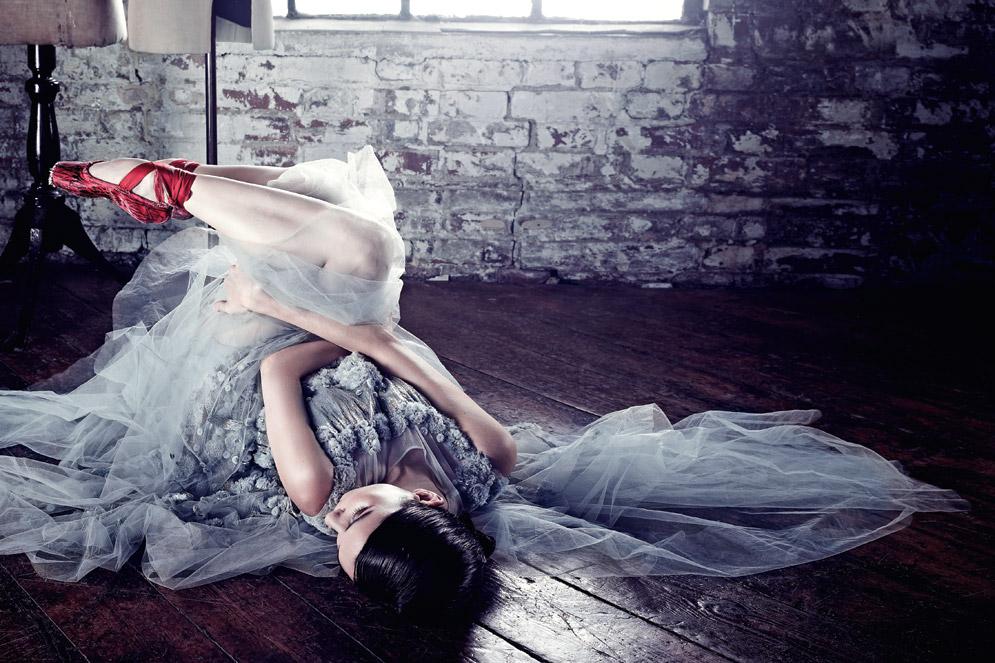 Tamara Rojo - El baile de una diosa - ELPAÍS.com