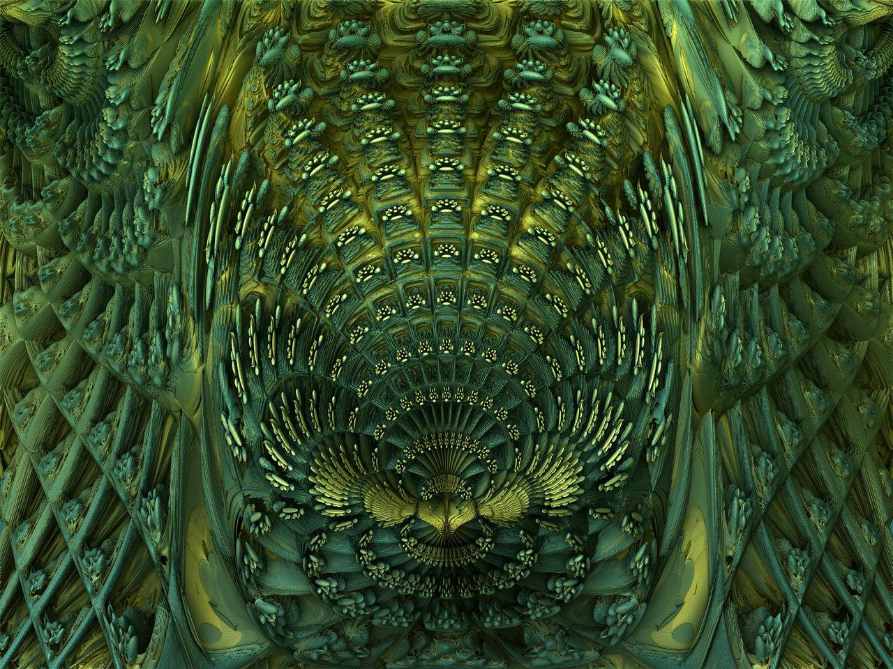 Persistent Aura Fractal Art - Page 2 - Visual Promotion - Psynews.org - Page 2