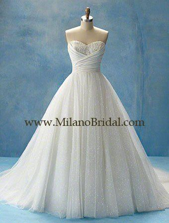 Buy Alfred Angelo 205 Disney Fairy Tale Weddings Price Cheap On Milanobridal.com