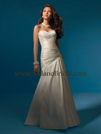 Buy Alfred Angelo 2052 Alfred Angelo Price Cheap On Milanobridal.com