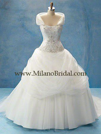 Buy Alfred Angelo 206 Disney Fairy Tale Weddings Price Cheap On Milanobridal.com