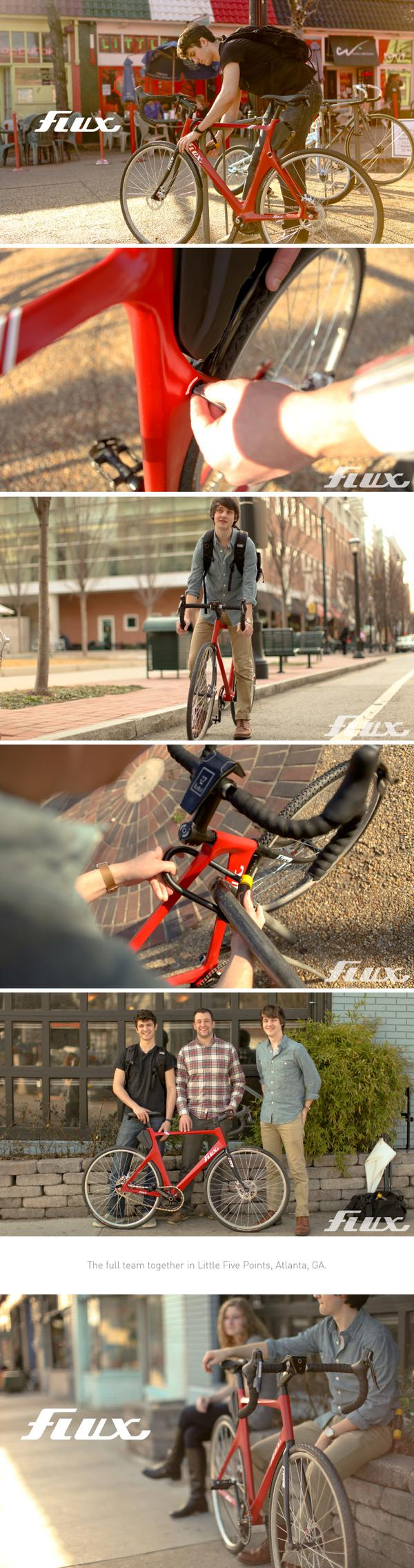 Flux: Commuter Bike