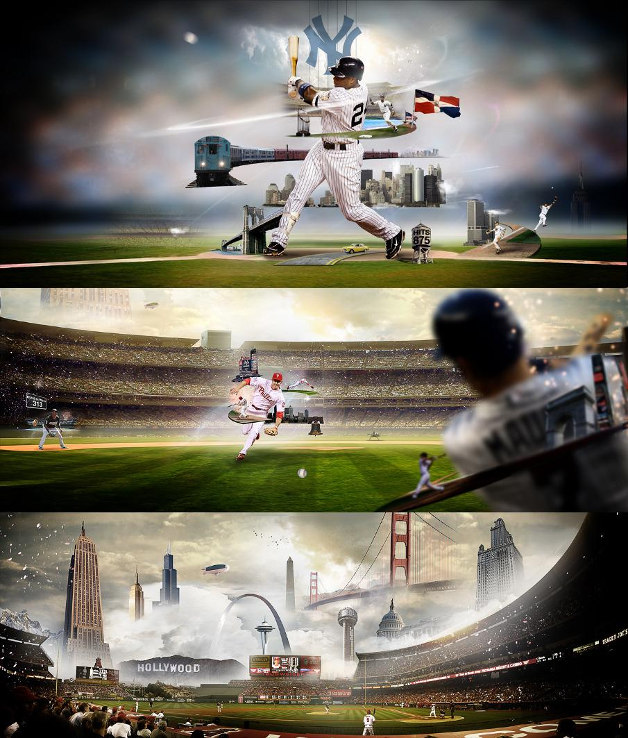 MLB - James Levy Studio