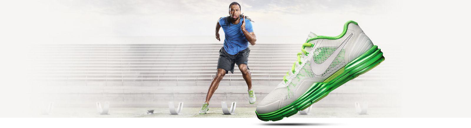 Nike+ Training avec LunarTR1. Nike.com