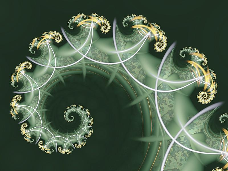 Fractal Art - Savage Garden