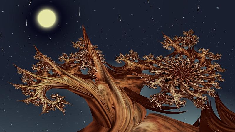 Fractal Art - Midnight