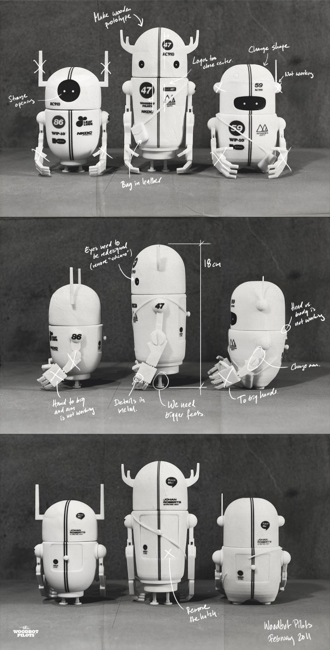 "Prototypes of Woodbot Pilots & The next step | Designchapelâ""¢"