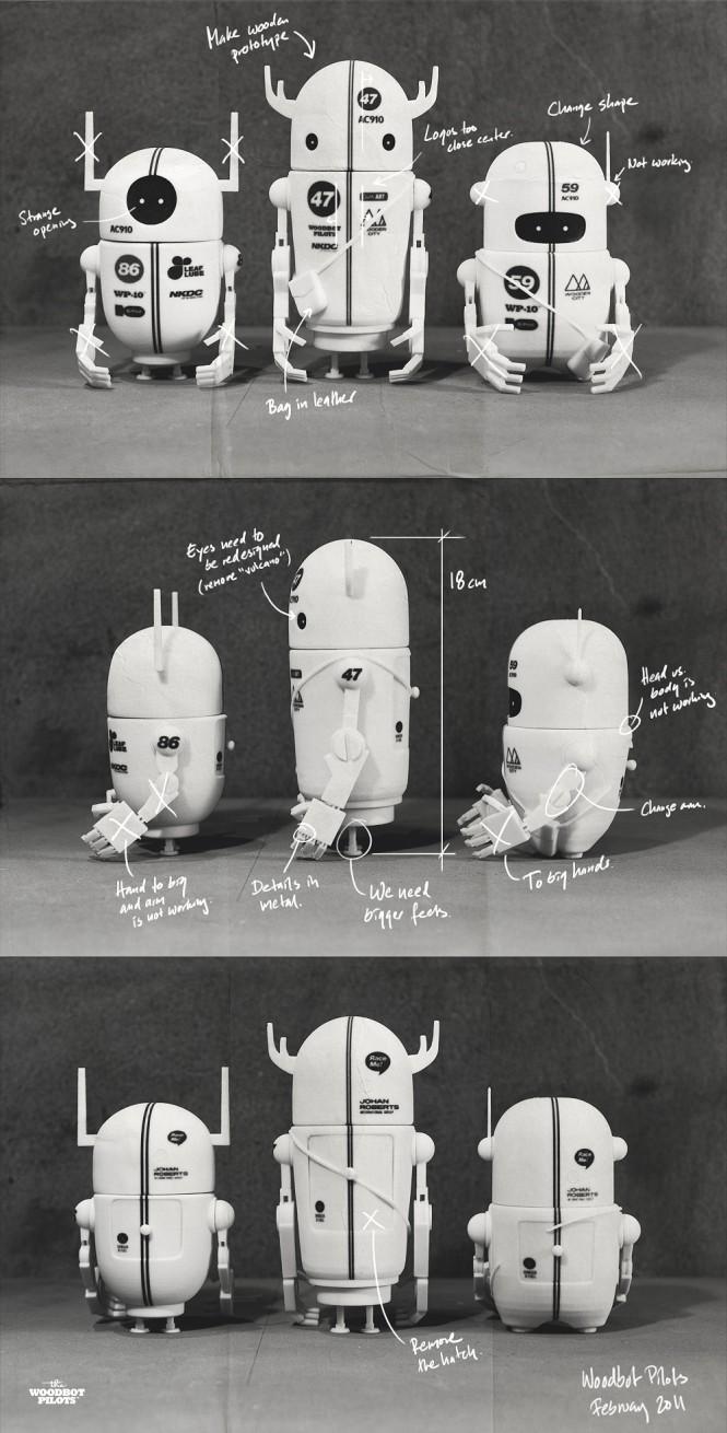 "Prototypes of Woodbot Pilots & The next step   Designchapelâ""¢"