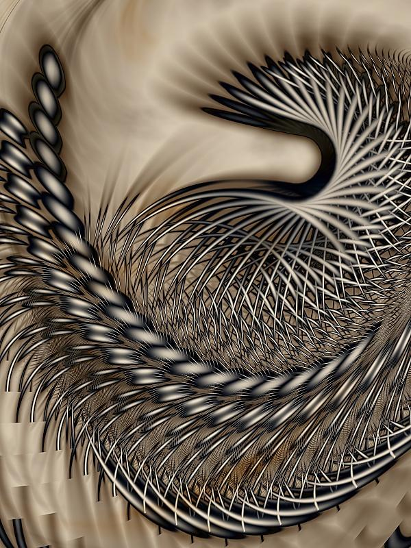 Fractal Art - Punch