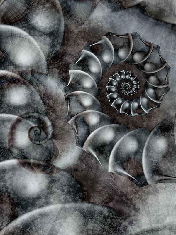 Fractal Art - Sigmund