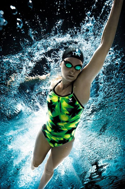 2012 Olympians Photo Illustrations | Creative Greed