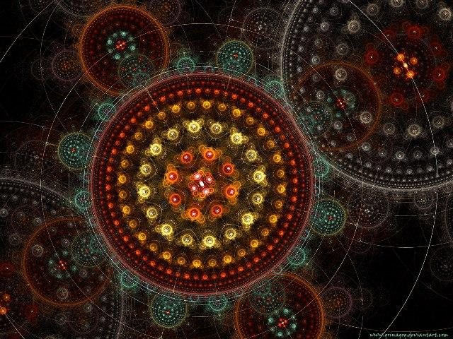 Abstract Digital Art and Fractals Gallery: various artists gallery 9