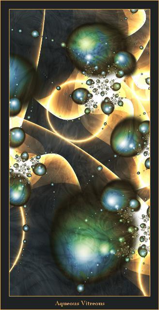 Abstract Digital Art / fractals by FarDareisMai