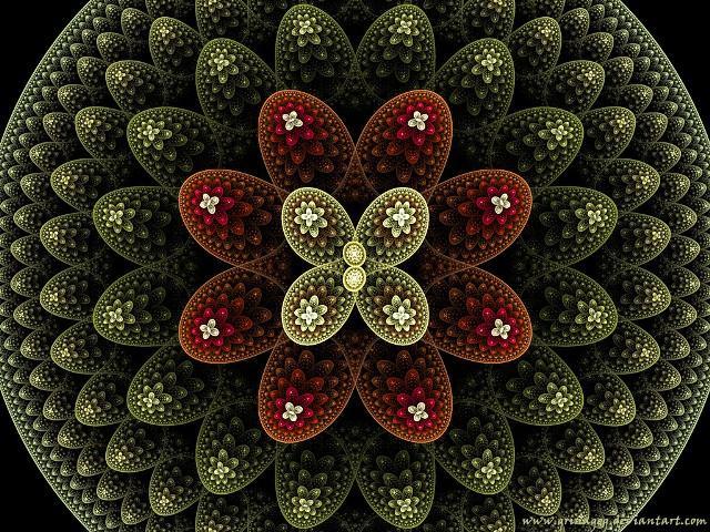 Abstract Digital Art / fractals by grinagog