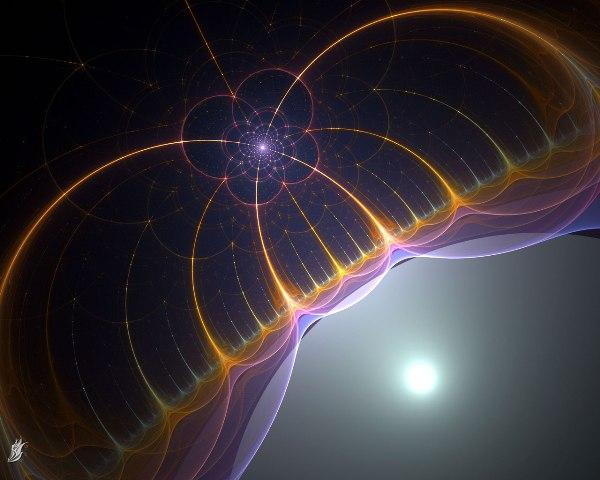 Abstract digital art / fractal artwork by L33tm0b1l3