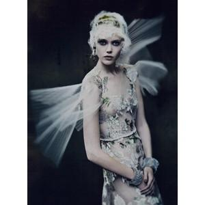 Vogue Italia Couture Editorial The Haute Couture, September... - Polyvore