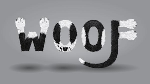 Create a Furry Calligram in Illustrator | Vectortuts+